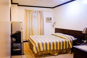 CROWN GARDEN HOTEL Standard room