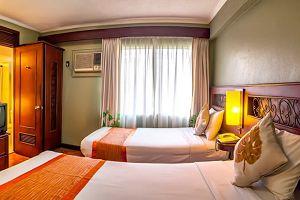 MONTEBELLO VILLA HOTEL Standard room
