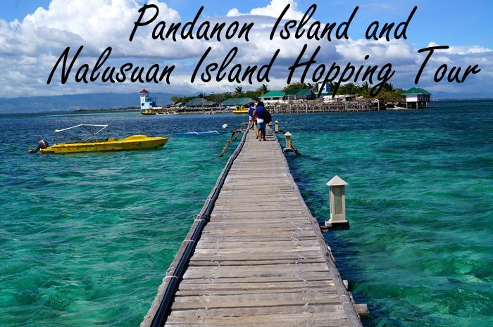 Pandanon Island and Nalusuan Island Hopping Tour