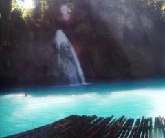 Bamboo Rafting – Kawasan Falls